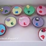 Cupcake e… auguri Antonella!