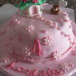 Torta di compleanno per Lavinia