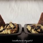 Mousse di melanzane con riduzione al cacao