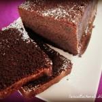 Cake al cioccolato e rum