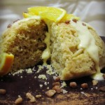 Zucca cake con cottura… a bagnomaria!