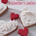Valentine's cookies & change your perspective