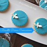 Biscotti (e torta) Prima Comunione