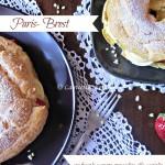 Paris – Brest con fragole e crema mousseline alla vaniglia