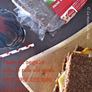 Il mio panino perfetto con Pema