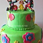Ole e Ilvia cake