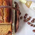 Cake alle nocciole e zucchero Rapadura