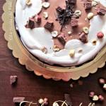 Torta Diabella – nocciola e cioccolato al latte