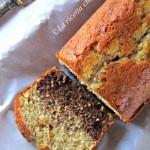 Plumcake bicolore all'orzo