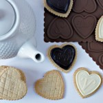 Cookie choc hearts
