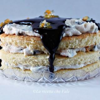 Naked cake cassata