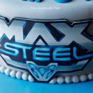 max steel cake