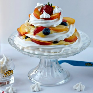 Torta meringa