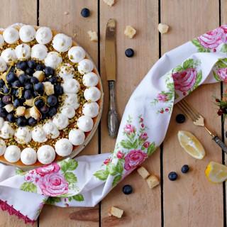 torta al limoncello