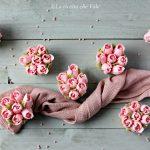 Cupcakes con tulipani