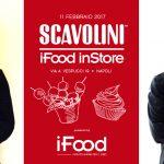 Show cooking per Scavolini store Napoli centro iFood inStore