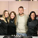 Show cooking per Scavolini Store Fuorigrotta IFoodInStore