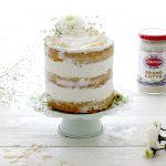 Naked cake agli agrumi