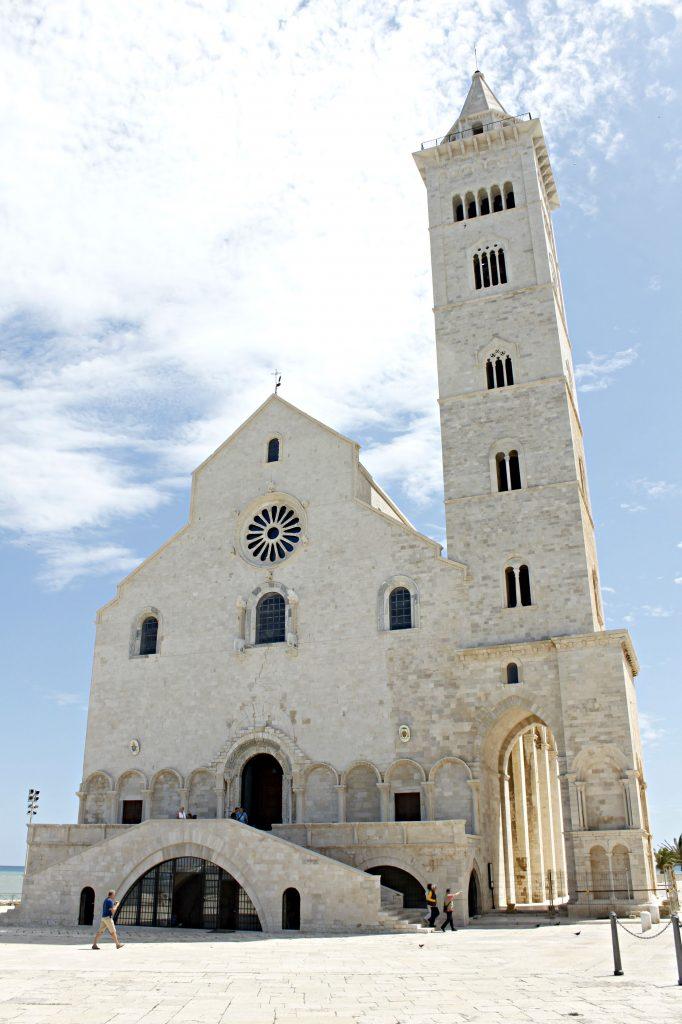 trani cattedrale