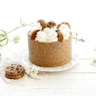 torta cookies senza cottura