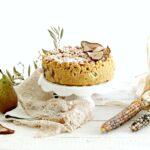 Sbriciolata alle pere senza glutine